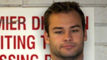 Accused ... Brett Stewart