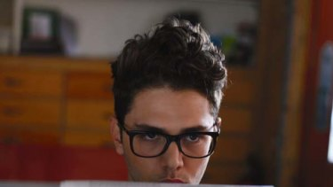 Audacious... Xavier Dolan had a male and female role in Heartbeats.