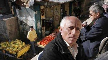Mordechai Vanunu.