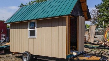 Idaho Tiny House