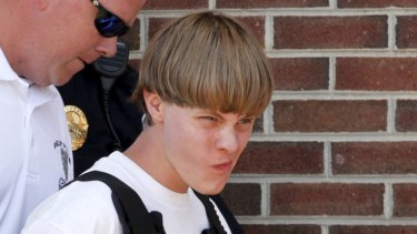 Dylann Roof has been sentenced to death.