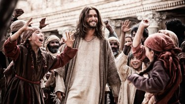 <i>Son of God</i> has taken more than $US59 million at the US box office.