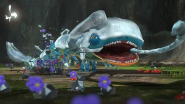 Throwing Yourself Into Your Work A Review Of Pikmin 3