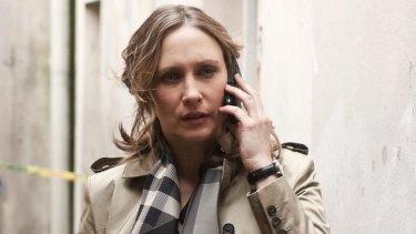 Vera Farmiga stars in the thriller <i>Safe House</i>.