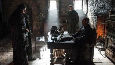 Stannis Baratheon keeps warming to Jon Snow.