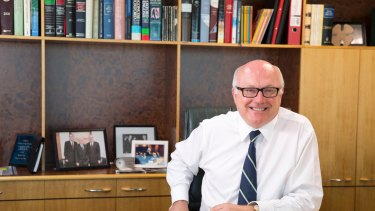 George Brandis is continuing his slash-and-burn.