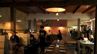 Chile out ... Barrio Chino is the trendy, food-oriented bar Kings Cross needed.