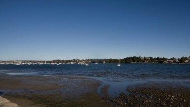 Where the body was found: Kogarah Bay.
