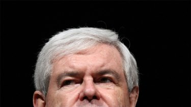 Is Newt Gingrich triumph in South Carolina a sign that politics has finally moved beyond the personal?
