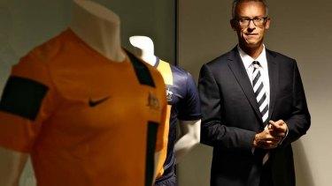 FFA chief executive David Gallop says the Socceroos can become Australia's No.1 team.