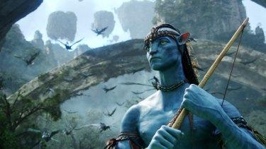 Blackmagic's technology was used in blockbuster movie <i>Avatar</i>.