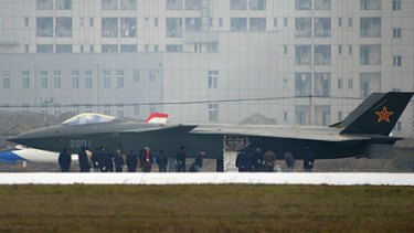 The world has been shocked by the unveiling of the J-20, a new Chinese stealth fighter aircraft.