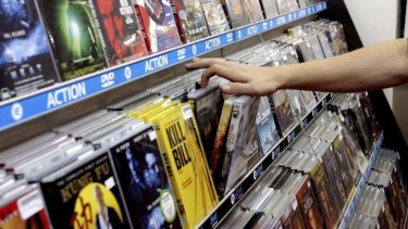 Notorious' pirated DVD market pinpointed in Australia by US