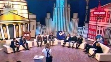 Politics on MTV ... Kosdep on MTV Russia