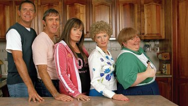 Unique position ... <i>Kath & Kim</i> may be the only force capable of uniting the educated and the aspirational politically.