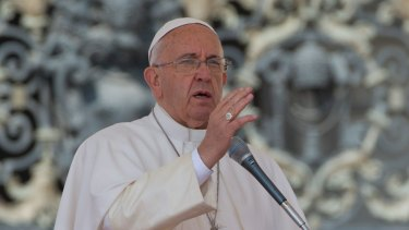 Pope Francis wants the document to be part of the debate at a major  United Nations summit on climate change this year.