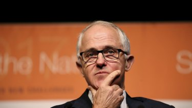 Malcolm Turnbull has rebuffed backbench climate change rebels.