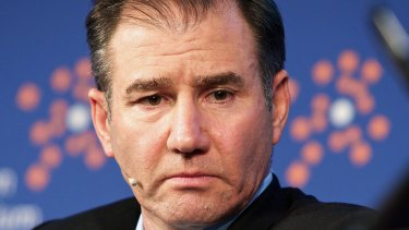Bouncing back: Ivan Glasenberg's wealth is estimated to have slumped by as much as $US500m after the share slump.