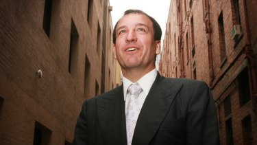 Former Howard government minister Mal Brough: Two-year campaign to oust Peter Slipper.