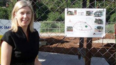 Brisbane councilor Nicole Johnston.