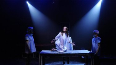 Connection: Natalie O'Donnell in Next to Normal.