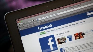Most parents at Ivanhoe secondary school were unaware their children were being vilified on Facebook.