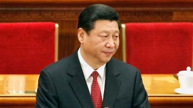 Subject of the scrutiny ... an investigative report conducted by Bloomberg has urged China's Vice-President Xi Jinping to relax censorship laws in the interest of fundamental human rights.