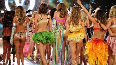 Victoria's Secret fashion show finale.