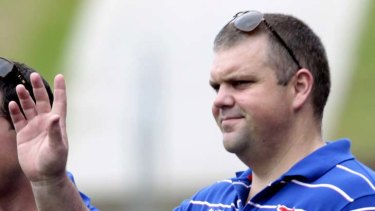 Moving to Singapore ... Nathan Tinkler.
