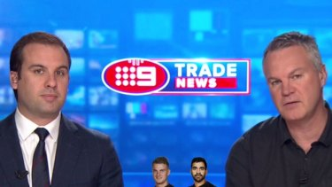 Ayrton Wooley and Peter Ryan discuss the final day of the AFL trade period.