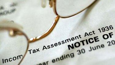 Paperwork: ATO is cracking down on deductions for interest expenses on certain types of loans.
