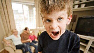 Tantrum taming ... tough parenting results in good kids says author.