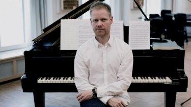 New music maestro Max Richter.