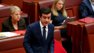 "Sam Dastyari says Jeremy Corbyn's success shows that ""Standing for something will always beat standing for nothing""."