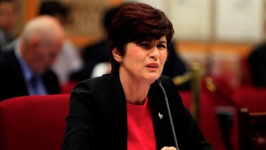 Unhappy with the poll: Environment Minister Robyn Parker.