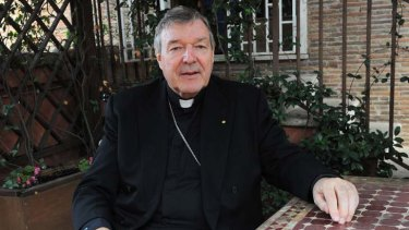 Cardinal Pell ...agnostic on climate change causes.