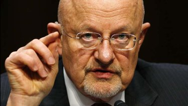 """""""The world is applying digital technologies faster than our ability to understand the security implications"""": James Clapper, director of US National Intelligence."""