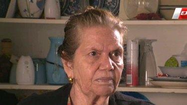 Hilda Kickett now claims she has DNA evidence to prove she is Gina Rinehart's half-sister.