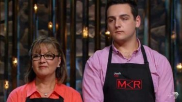 Mother and son combo Rose and Josh took on Drasko and Bianca in Sunday night's <i>My Kitchen Rules</i>.