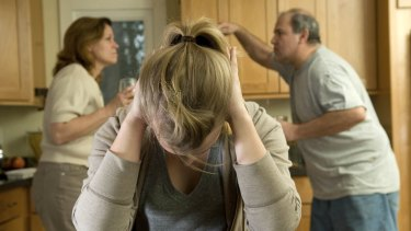 Parents' stress is hurting kids