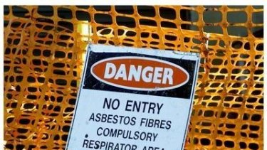 Time to take action: Asbestos is a national problem and requires a national solution.