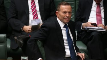"""""""Average and bumbling"""" was one assessment of Tony Abbott."""