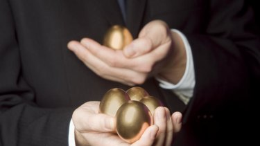 A sovereign wealth fund is a nest egg for the future.