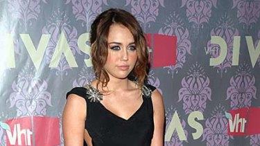 No more tweets ... Miley Cyrus.