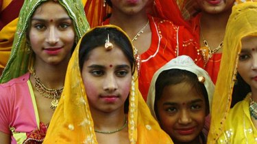 There are now 7 million more boys than girls under six in India.