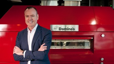 Domino's Pizza chief executive Don Meij is expanding the business in Germany.