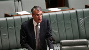 "Shadow attorney-general Mark Dreyfus said ""a clear explanation"" was needed from the government."