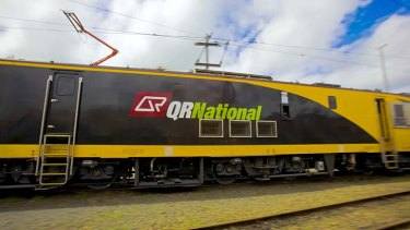 The Queensland Government is set to reduce its stake in QR National from 34 per cent to 16 per cent.