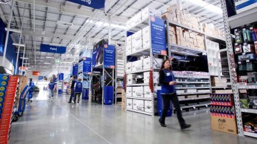 Masters hardware stores are making more losses than expected.