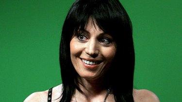 The Runaways rocker Joan Jett.